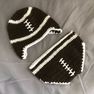 Other - Infant Crochet Outfit 0-9 Months